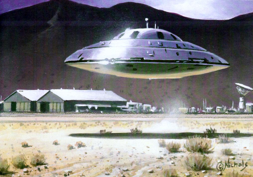 AREA 51 – Veritànegate