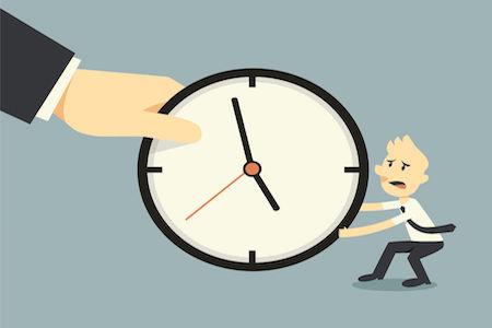 Prescrizione e crediti da lavoro: quale principio nel caso distraordinari?