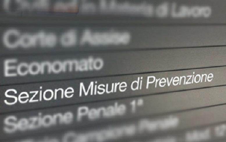 MISURE DI PREVENZIONE: SULLA VIOLAZIONE DEGLI OBBLIGHI RELATIVI ALLA ...