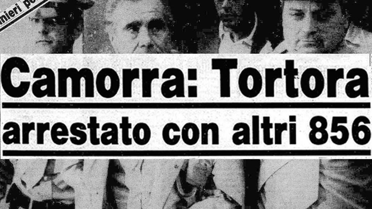 Enzo Tortora: la giustiziaingiusta