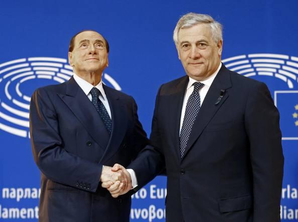 Effetto Tajani: nuovo vicepresidente per ForzaItalia
